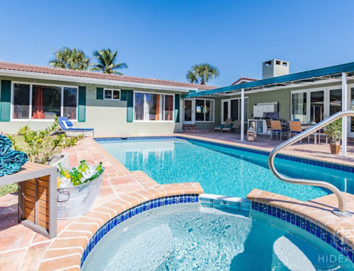 Pompano Beach, South Florida: Sprawling Home With Pool, Privacy & Walk To Beach